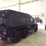 Mercedes g wagon 6×6